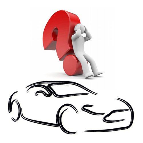 Peugeot, Citroen bicskakulcs ház - 2 gombos elemtartó nélküli - VA2