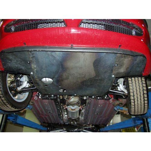 Alfa Romeo 147, 2000-2010 - Motorvédő lemez