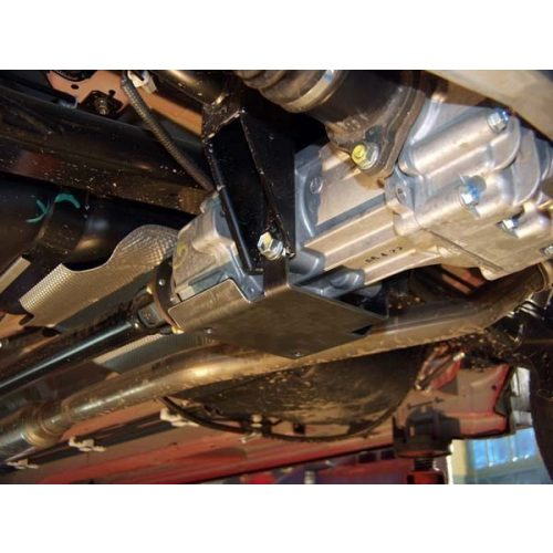 Suzuki SX4, 2016-2020 - Acél Differenciálmű védő lemez