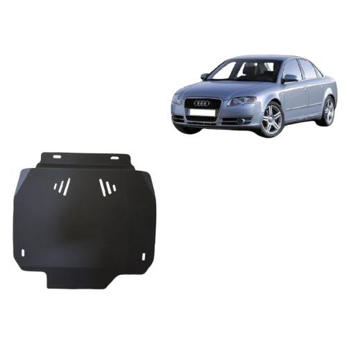 Audi A4, 2005-2008 - Acél AUTOMATA váltóvédő lemez