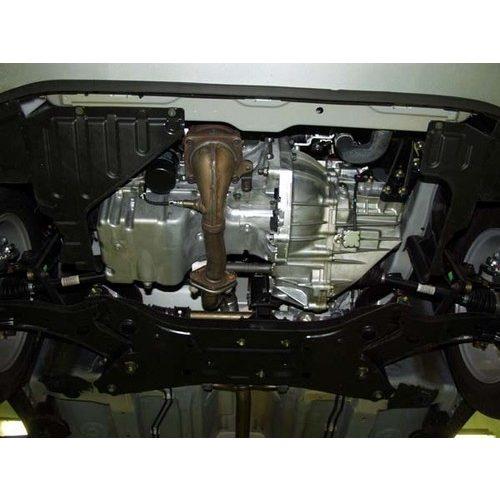 Suzuki Swift II, 2005-2010 - Motorvédő lemez