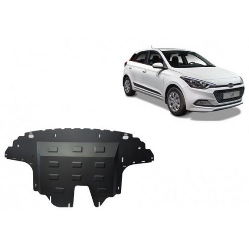 Hyundai i 20, 2015-2020 - Motorvédő lemez