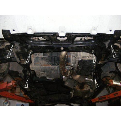 Mercedes A-classe W169 2004-2012 - Motorvédő lemez