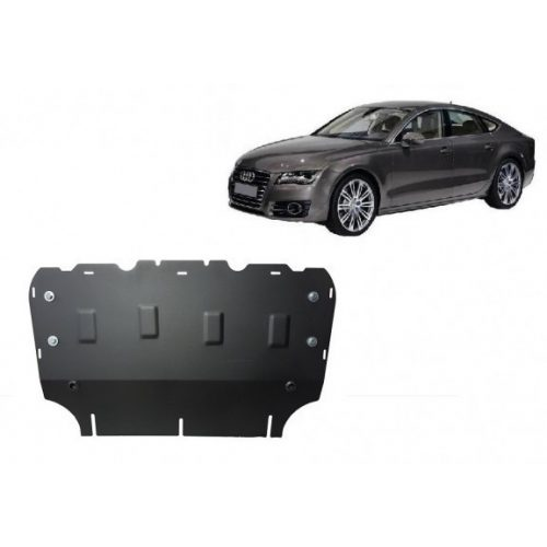 Audi A7, 2011-2018 - Motorvédő lemez