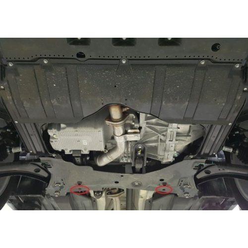 Suzuki Vitara 2015-2021 - Motorvédő lemez