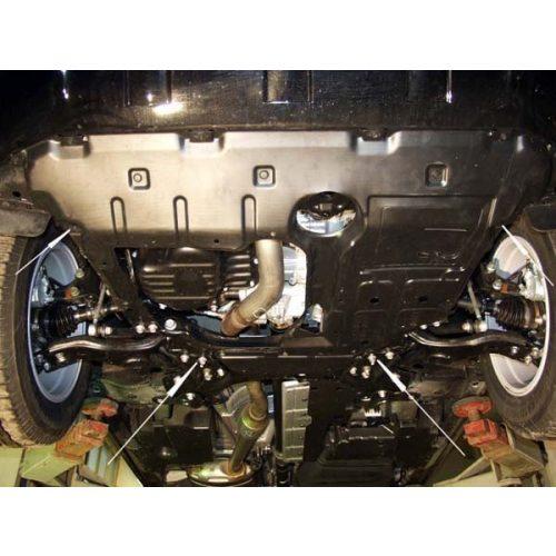 Toyota Rav4 benzin, 2006-2013 - Acél Motorvédő lemez