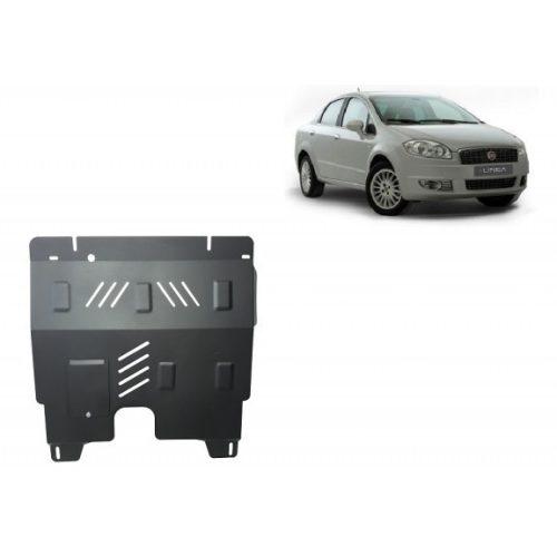Fiat Linea, 2006-2020 - Acél Motorvédő lemez