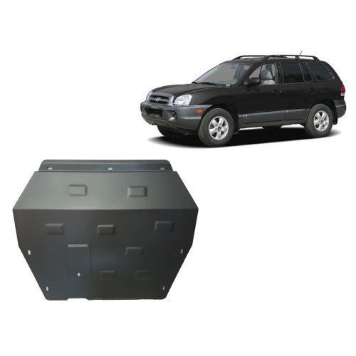 Hyundai Santa Fe, 2001-2006 - Acél Motorvédő lemez