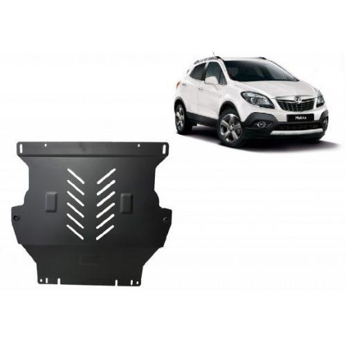 Opel Mokka 2012-2020 - Acél Motorvédő lemez