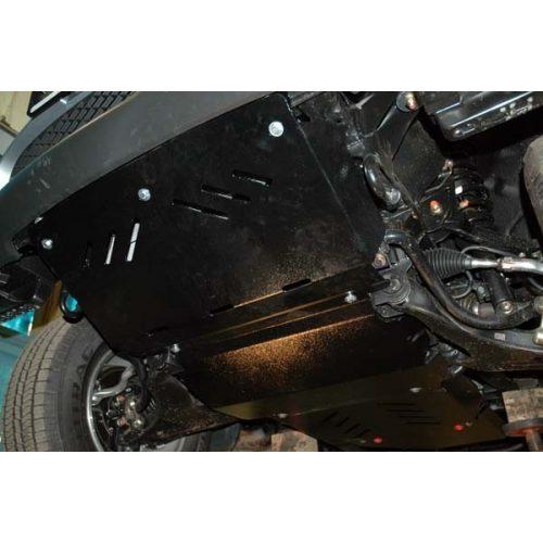 Mitsubishi L200, 2007-2015 - Acél Motorvédő lemez