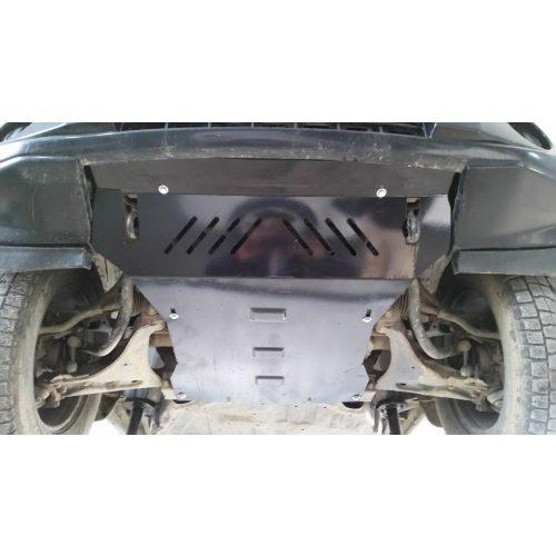 Mitsubishi Pajero IV (V80, V90),  2007-2020 - Acél Motorvédő lemez