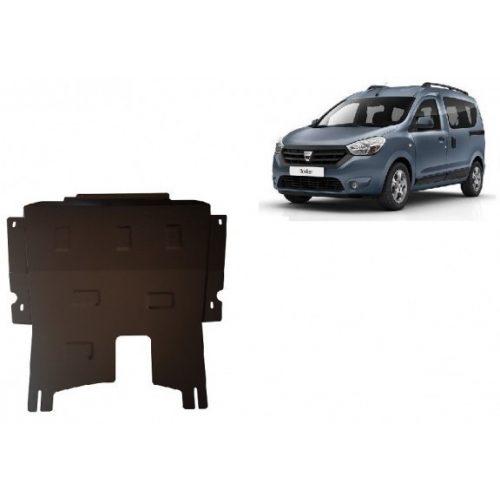Dacia Dokker, 2012-2020 - Acél Motorvédő lemez