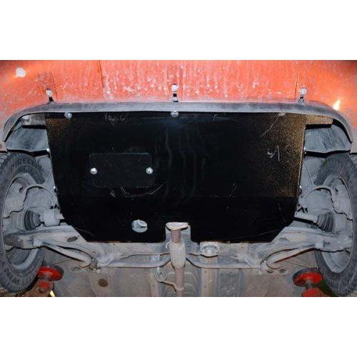 Fiat Doblo, 2001-2010 - Motorvédő lemez