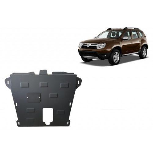 Dacia Duster 2010-2017 - Acél Motor- Acél és váltóvédő lemez