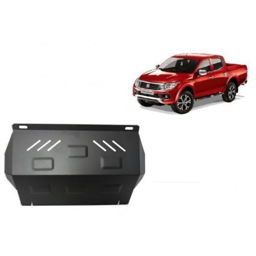 Fiat Fullback, 2016-2020 - Acél Hűtővédő lemez