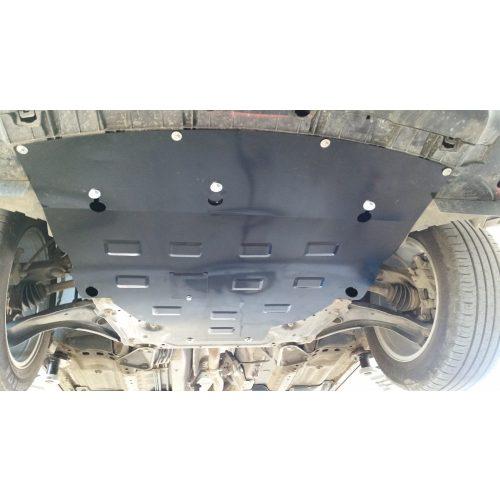 Nissan Qashqai J11, 2014-2020 - Acél Motorvédő lemez