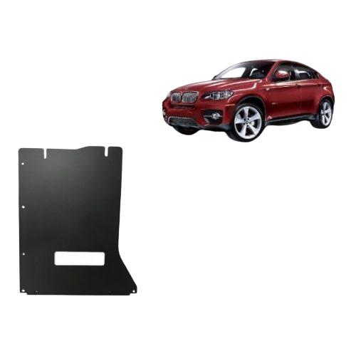 BMW X6,E70-E72, 2008-2018 - Váltóvédő lemez