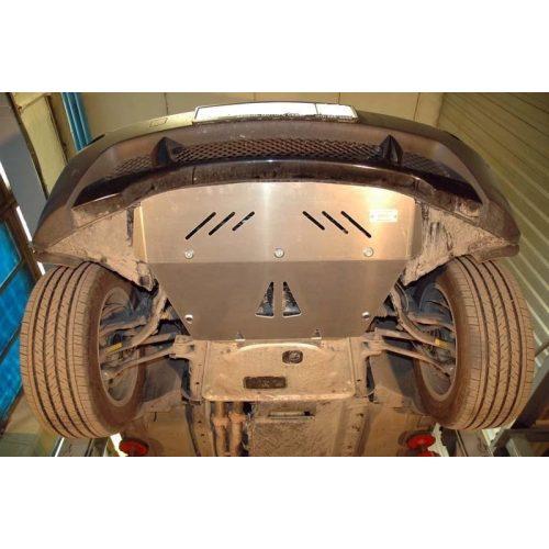 BMW X3, E83, 2003-2010 - Hűtő és lökhárítóvédő lemez