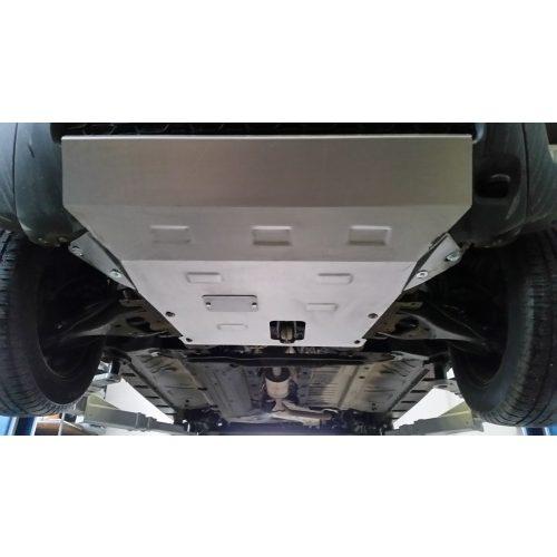 Dacia Duster, 2010-2017 - Motor-, váltó- és lökhárítóvédő lemez