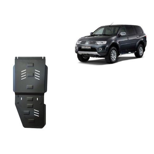 Mitsubishi Pajero Sport II, 2007-2020 - Acél Váltó és Differenciálművédő lemez
