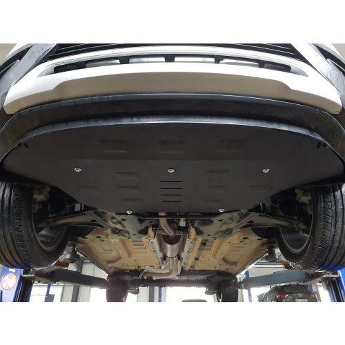 Opel Crossland X, 2017-2020 - Motorvédő lemez