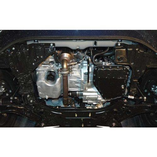 Opel Agila, 2008-2020 - Acél Motorvédő lemez