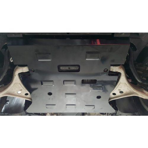 Mercedes GLE X166, 2015-2020 - Motorvédő lemez