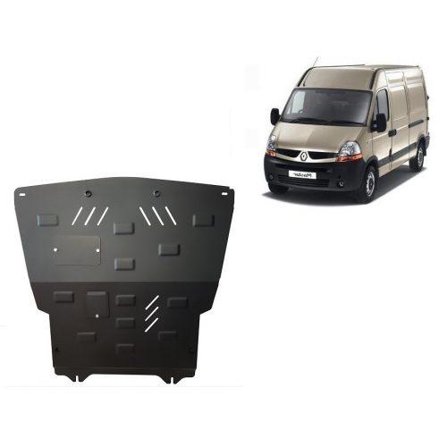 Renault Master, 1998-2010 - Acél Motorvédő lemez