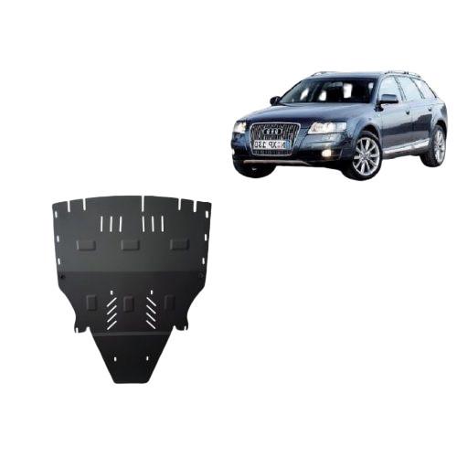 Audi Allroad II, 2005-2011 - Acél Motorvédő lemez
