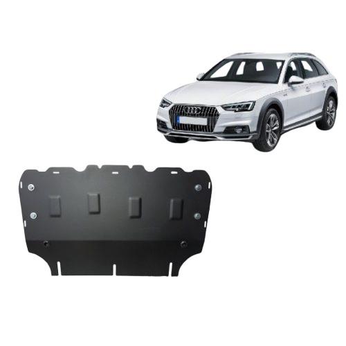 Audi Allroad, 2011-2018 - Motor és hűtővédő lemez