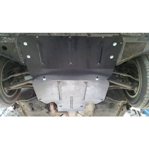 Audi Allroad, 2011-2018 - Acél Motor és hűtővédő lemez