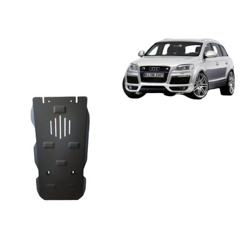 Audi Q7, 2006-2015 - Váltóvédő lemez