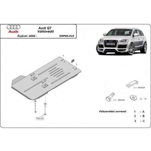 Audi Q7, 2006-2015 - Acél Váltóvédő lemez