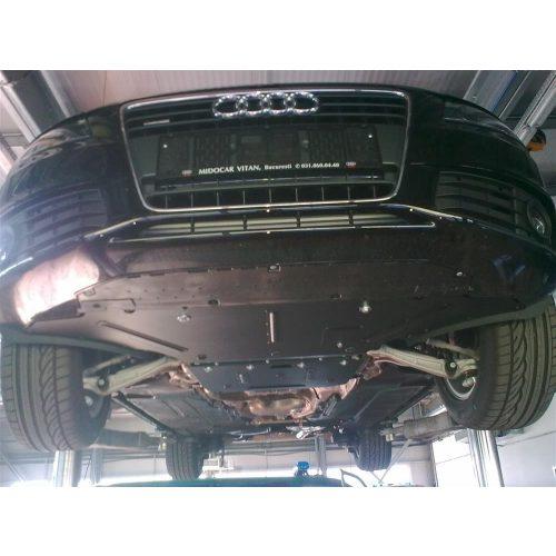 Audi A5,D 2008-2018 - Acél Motorvédő lemez