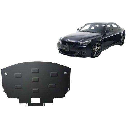 BMW 5 E39, 1995-2003 - Acél Motorvédő lemez