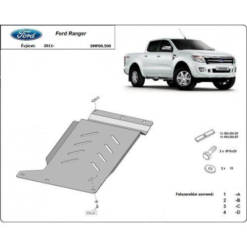 Ford Ranger, 2011-2020 - Váltóvédő lemez