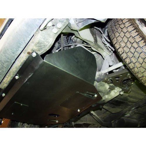 Citroen Jumper, 1995-2006 - Motorvédő lemez