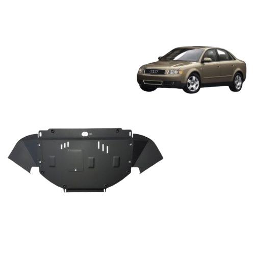 Audi A4, 2000-2005 - Motorvédő lemez - 1.6-2.0, 1.8T