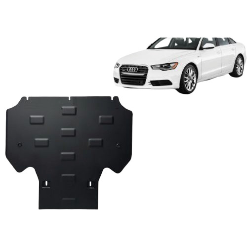Audi A6-4G, 2011-2018 - Váltóvédő lemez