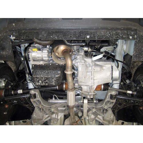 Peugeot Bipper, 2008-2020 - Motorvédő lemez