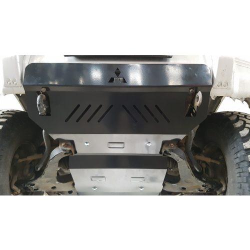 Mitsubishi Pajero III, 1999-2007 - Motorvédő lemez