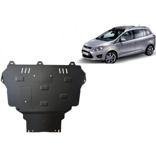 Ford C-Max, 2010-2020 - Acél Motorvédő lemez