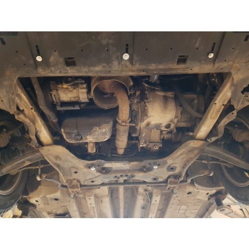 Citroen DS5, 2011-2020 - Motorvédő lemez