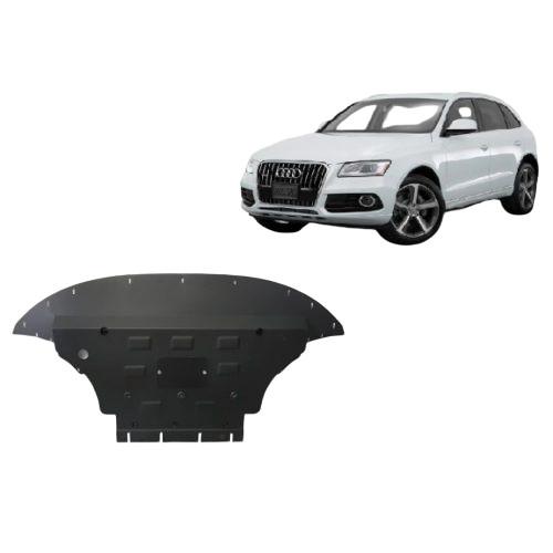 Audi Q5, 2008-2018 - Acél Motorvédő lemez
