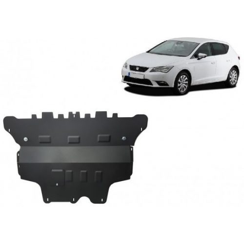 Seat Leon, 2012-2020 - Acél Motorvédő lemez