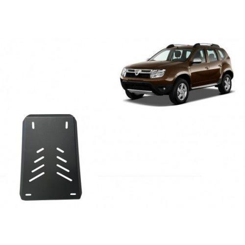 Dacia Duster 4X4, 2010-2013 - Differenciálmű védő lemez