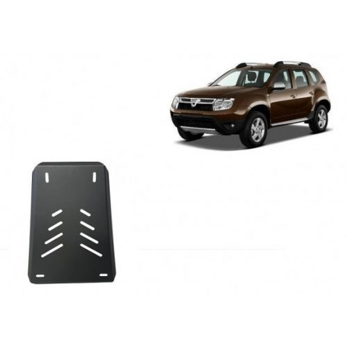 Dacia Duster 4X4, 2010-2013 - Acél Differenciálmű védő lemez