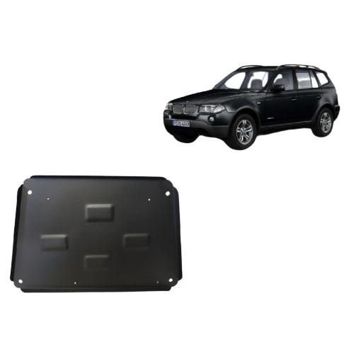 BMW X3, 2003-2010 - Acél Motorvédő lemez
