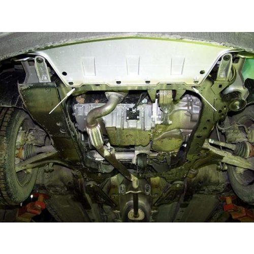 Saab 9-3, 2002-2020 - Acél Motorvédő lemez