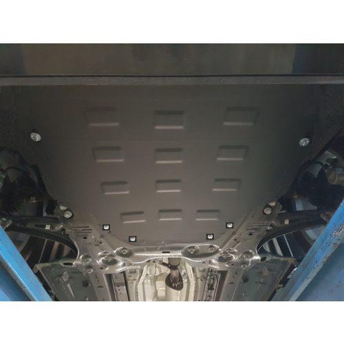 Jeep Compass, 2017-2019 - Motor, váltó, hűtő és lökhárítóvédő lemez